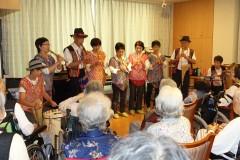 アンデス民族楽器